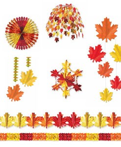 Autumn Metallic