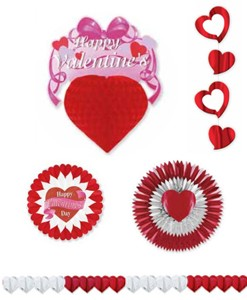 Valentine Tissue and Metallic